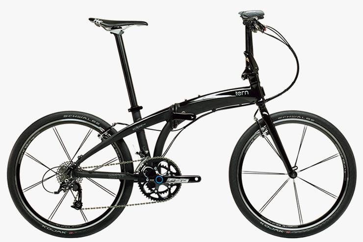 Tern X20 ECLIPSE   折りたたみ自転車ランキング